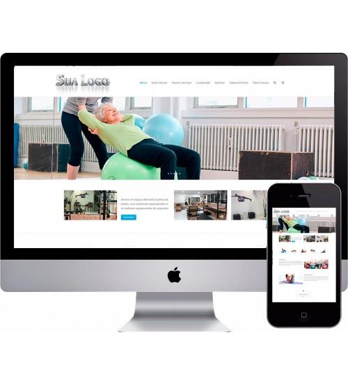 Criação de Site Pilates