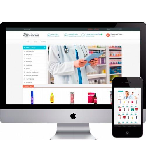 Loja Virtual Farmácia