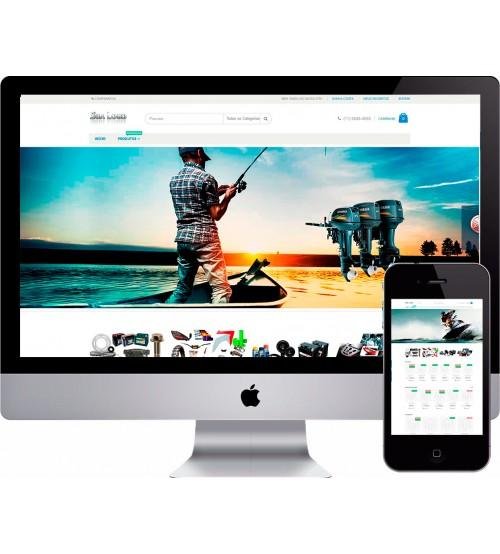 Loja Virtual Peças De JetSky E Náutica OpenCart